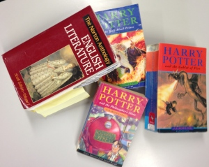 Harry Potter & the Literary Canon