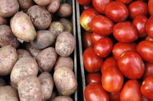 Tomatoes and Potatoes