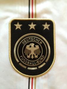 My Deutschland jersey.