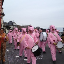 Pork Procession