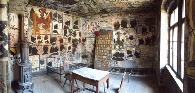 A student cell.