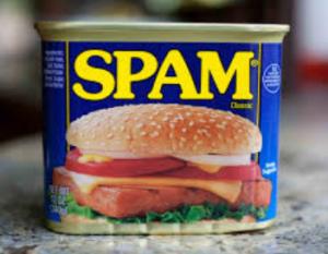 Spam (c/o Wikipedia.com)